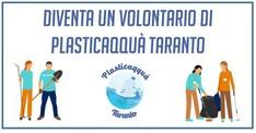 Diventa un volontario di Plasticaqquà Taranto