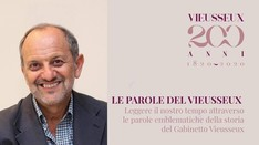 Le Parole del Vieusseux con Guido Tonelli