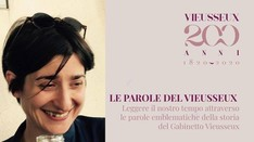 Le Parole del Vieusseux con Chiara Valerio