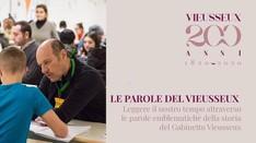 Le Parole del Vieusseux con Eraldo Affinati