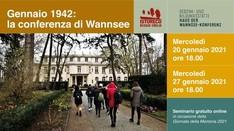 Gennaio 1942: la conferenza di Wannsee e lo sterminio degli ebrei
