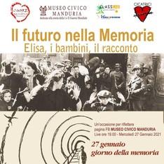 Il Futuro nella Memoria - Elisa, i bambini, il racconto