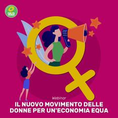 Il nuovo movimento delle donne per un'economia equa