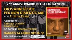 """""""Giovanni Pesce. Per non dimenticare"""""""
