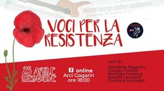 Voci per la Resistenza - 25 Aprile 2021