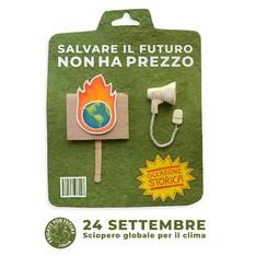 FFF - Sciopero globale per il clima