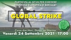 Settimo sciopero per il clima - Global Strike a Taranto