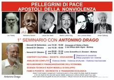 Pellegrini di pace, apostoli della non violenza