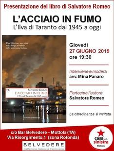 L'Acciaio in Fumo - L'Ilva di Taranto dal 1945 ad oggi