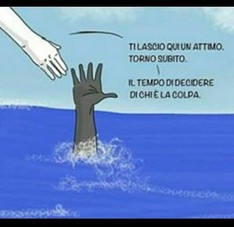 Presidio settimanale Torinese.Salvare vite non è un crimine!