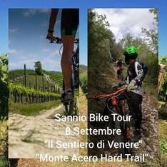 CicloPasseggiando Giugliano al Sannio Bike Tour di CastelVenere