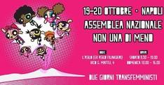 19-20 Ottobre - Assemblea Nazionale NonUnaDiMeno a Napoli