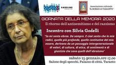 Io mi sento ebrea: Silvia Godelli - Giornata della Memoria 2020