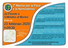 La pace e la nonviolenza in cammino