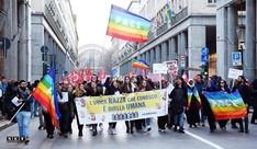 Manifestazione cittadina contro il razzismo