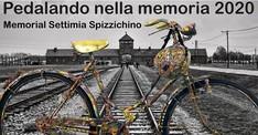 Pedalando nella Memoria 2020 - Memorial Settimia Spizzichino