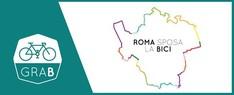 In bici per il GRAB e per ROMA