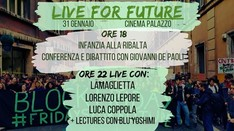 Live For Future - Party Fridays For Future Roma