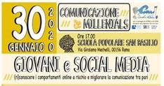 Comunicazione & Millenials - #1. Giovani e Social Media