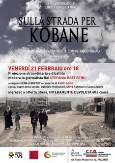 Sulla Strada Per Kobane