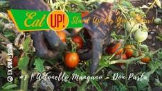 Eat Up! #1 L'importanza del CIBO: Mangano ∼ De Michele