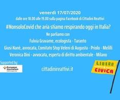 Speciale #LiberaeCivica: che aria stiamo respirando in Italia?