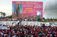 19 luglio - anniversario della Rivoluzione Popolare Sandinista (Foto G. Trucchi)