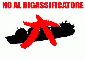 No al Rigassificatore