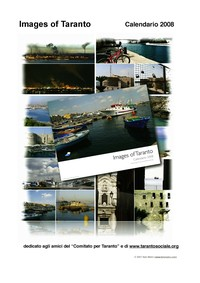 dedica Calendario Images of Taranto