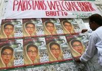 Prossime elezioni Benazir Bhutto