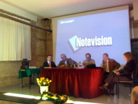 I relatori della Tavola Rotonda organizzata dal Comitato per Taranto