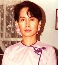Daw Aung San Su Kii