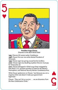 Decalogo velinaro per trattare il successo di Hugo Chávez in Colombia