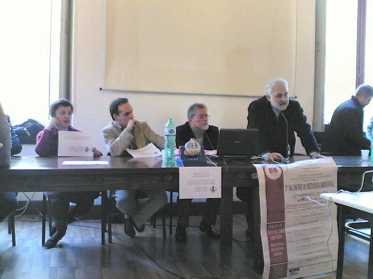 Convegno ad Acerra: Marfella ed altri
