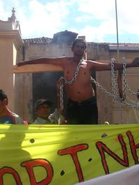 Honduras - Grande mobilitazione contro la riforma elettorale e la Legge Indigena