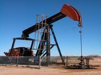 Petrolio, pozzo di estrazione