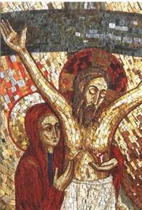 """Sulla via della croce di Cristo, """"nostra Pace"""""""