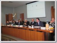 Da sinistra a destra: Palmieri,De Scisciolo, Prete, Caselli, Casilli, Motta, Bruno