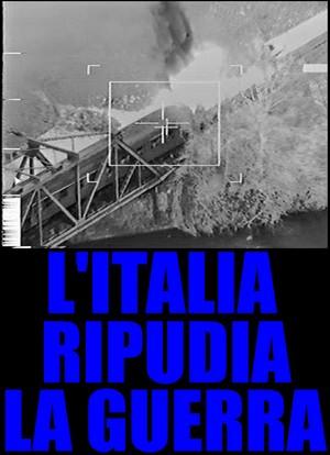 Una delle immagini pubblicate su PeaceLink durante la protesta contro i bombardamenti della Nato sulla Jugoslavia. Nella foto e' raffigurato il treno passeggeri distrutto a Grdelica il 12 aprile 1999