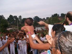 Celebrazione della vita in Açailândia, Maranhão