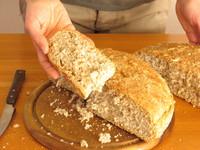 Pane integrale irlandese fatto in casa