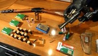 Armi in cambio di droga, 18 arresti