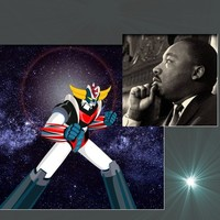 M. L. King contro Ufo Robot