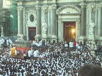 Catania: le mani della mafia sulla festa di Sant'Agata, ma una parrocchia si ribella
