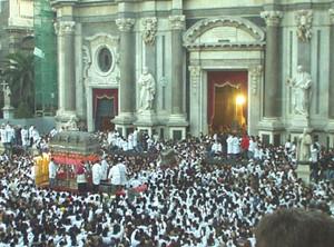 Catania: festa di Sant'Agata