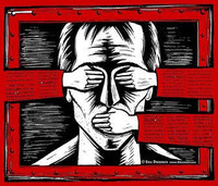 Ultima ora: liberta' di stampa e' diventato un ossimoro