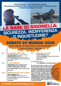 La base di Sigonella: sicurezza, indifferenza o inquietudine?