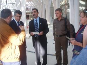 Con Nadhim Rashid, Khedr Kareem, Hikmat Faiq Arif e Susanna Agostini