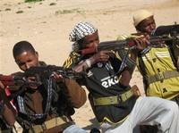 Somalia: COMMERCIO DELLE ARMI PROSPERA NONOSTANTE EMBARGO