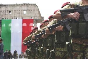 Parata esercito italiano